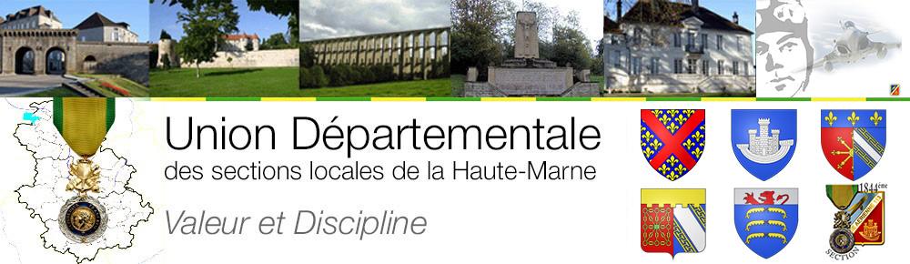 Union départementale des sections locales de la Haute-Marne